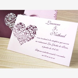 Cartes invitations mariage tendance stopboris Images