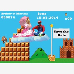 Save The Date vidéo